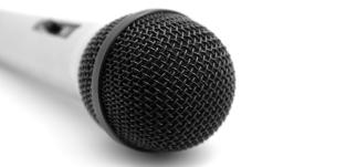 Mikrofon foredrag - Mybodyandmind x151