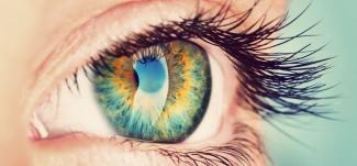 Øje - trætte irriterede øjne synsforstyrrelser - Mybodyandmind x151