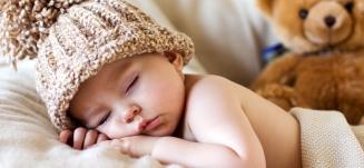 Baby sover - børnenes tur. - Mybodyandmind x151jpg