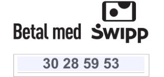 Betal med swipp - mobil x151