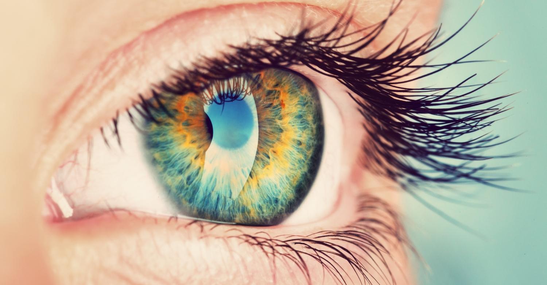 Problemer Med øjnene Tics Trætte Irriterede Eller Spændte øjne