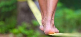 Balance - din vilje står i vejen for dig - myboydandmind x151